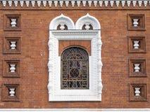 Fragment der orthodoxen Kirche Lizenzfreie Stockfotos