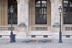 Fragment des Gebäudes Lizenzfreies Stockbild