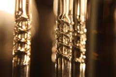 Fragment des Leuchters elektrisch lizenzfreie stockfotografie