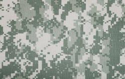 Fragment des Segeltuches von der Militärhose Stockfotos