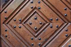 Fragment of door Royalty Free Stock Photos