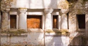 Fragment du vieux bâtiment photos stock
