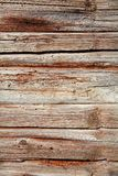 Fragment einer Brettwand des Holzhauses lizenzfreies stockfoto
