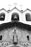 Fragment of Feodorovsky Gosudarev Cathedral. Stock Photos
