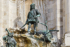 A fragment of the fountain Royalty Free Stock Photography