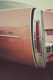 Fragment of a full-size luxury car Cadillac Coupe de Ville Stock Photography