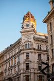 Fragment of Graben Street Stock Images
