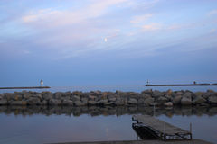 Fragment of Grand Marais Stock Images