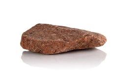 Fragment of granite. Stock Photos