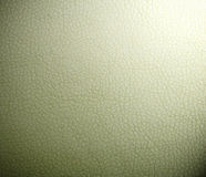 Fragment of grey leather texture Stock Image