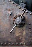 Fragment of the gun Royalty Free Stock Photos