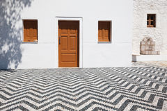 Fragment of house Royalty Free Stock Images
