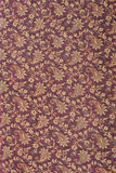 Fragment of Indian pashmina shawl pattern Royalty Free Stock Photography