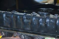Fragment interne verbrandingsmotor Royalty-vrije Stock Afbeeldingen