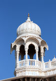 Fragment of Jaswant Thada mausoleum in India Stock Photos