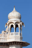 Fragment of Jaswant Thada mausoleum in India Stock Image