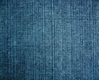 Fragment jeans Royalty Free Stock Photography