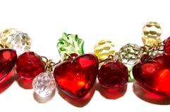 Fragment jeweller ornament Stock Image