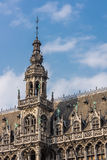 Fragment of King's House (Maison du Roi) Royalty Free Stock Photos