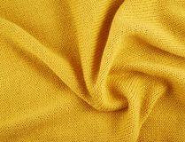 Fragment of a knitted piece of cloth Royalty Free Stock Photography