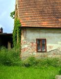 Fragment of living house Royalty Free Stock Image