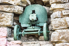 A fragment of the memorial to the city of Birsk died in the civi Royalty Free Stock Images