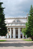Fragment of Military Officer's Community Center. It was built in 1938-1941. Yekaterinburg, Russia Stock Images