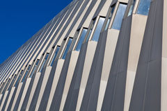 Fragment of modern building Royalty Free Stock Photo
