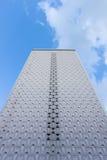 Fragment of modern building. Stock Photos