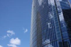 Fragment of modern building Stock Image