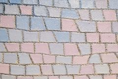 Fragment of mosaic Royalty Free Stock Photography