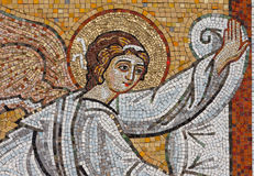 Fragment of mosaic icons Royalty Free Stock Photography