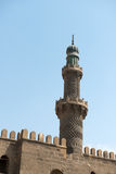 Fragment of the Mosque of Muhammad Ali Stock Images