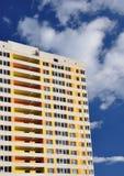 Fragment. Neues Haus. Lizenzfreies Stockfoto