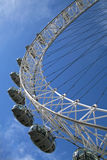 A fragment of observation wheel Royalty Free Stock Photos