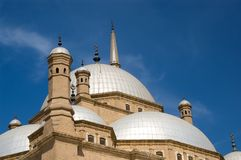 Fragment Of Mohamed Ali Mosque Royalty Free Stock Photography