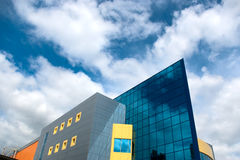 Fragment office building Royalty Free Stock Photography