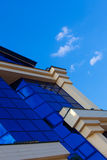 Fragment of office building Royalty Free Stock Photography