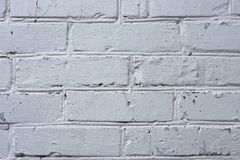 Fragment of old brick walls Stock Photos