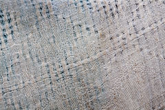Fragment of old cloth Royalty Free Stock Photos