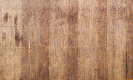 Fragment of old dirty plywood Stock Image