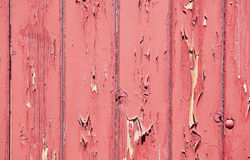 Fragment of old painted wall Stock Photo