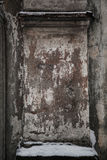 Fragment of old stone wall. The old building. Royalty Free Stock Photos