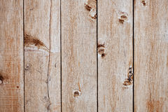 Fragment of old wood wall Royalty Free Stock Photography