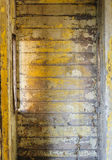 Fragment old wooden frame Royalty Free Stock Images