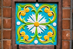 Fragment of ornament Stock Images