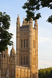 Fragment of parliament building Stock Photography