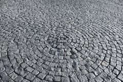 Fragment of a pavement Royalty Free Stock Photography