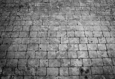 The fragment of a pavement Stock Photography