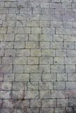 The fragment of a pavement , brick Stock Images